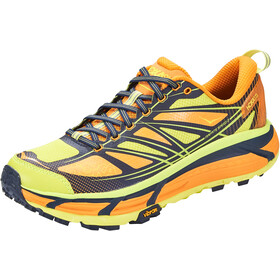 Hoka One One Mafate Speed 2 Chaussures Homme, bright gold/evening primrose